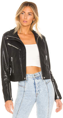 Blank NYC BLANKNYC Essentials Faux Leather Jacket
