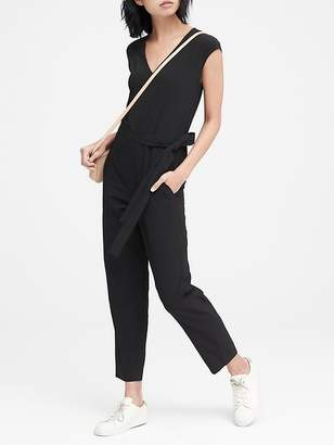 Banana Republic Performance Stretch Jumpsuit
