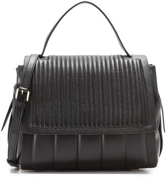 DKNY Gansevoort Flap Shoulder Bag $578 thestylecure.com