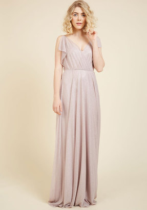 Enter Ethereal Maxi Dress in 6 $325 thestylecure.com