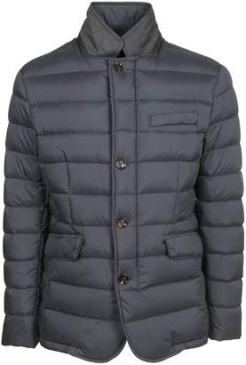 Down Jacket with Sleeves