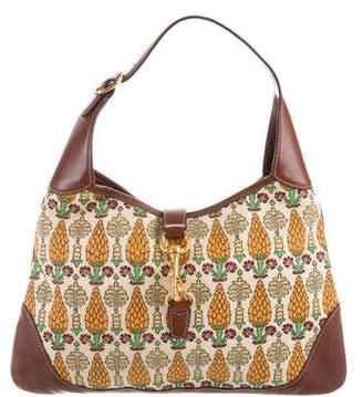 Gucci Pigna Pineapple Jackie O Bouvier Bag
