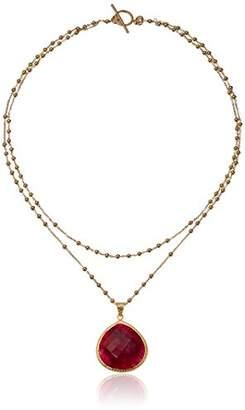 Coralia Leets Jewelry Design Double Ball Chain Necklace