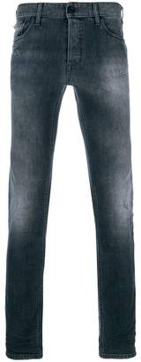 Just Cavalli faded straight leg jeans