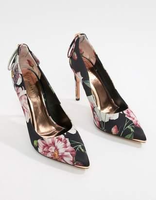 856a4fa01102e Ted Baker Black High Heel Heels - ShopStyle UK