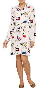 Tommy Hilfiger Marie Shirt Dress Ls