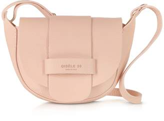 Gisèle 39 Carlotta Grainy Soft Leather Shoulder Bag