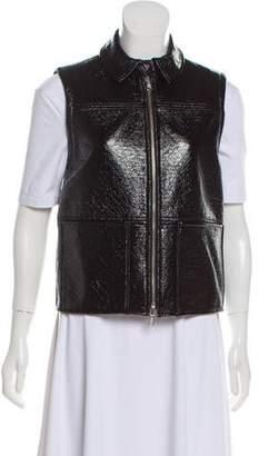 Tory Burch Reversible Vest