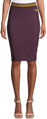 7e305f018 FENTY PUMA by Rihanna Varsity Stripped Pencil Skirt