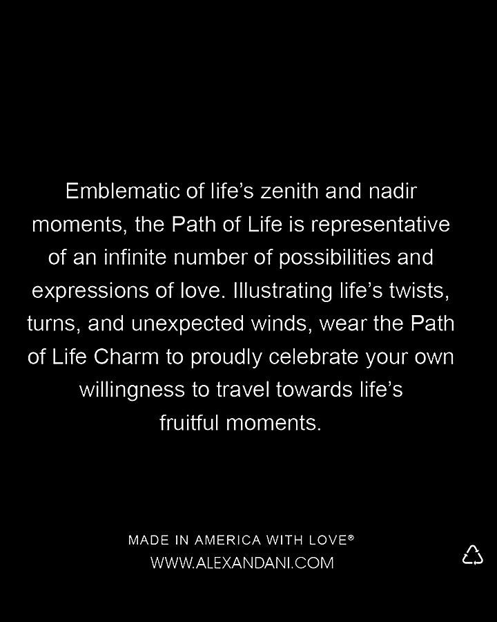 Alex and Ani Path of Life Infinity Bangle