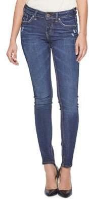 Silver Jeans Elyse Denim Skinny Jeans