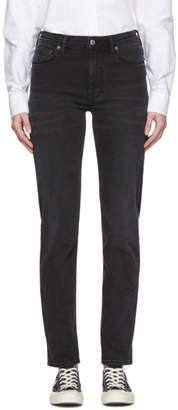 Acne Studios Bla Konst Black South Jeans