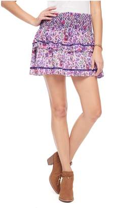 Juicy Couture Alba Floral Flirty Skirt