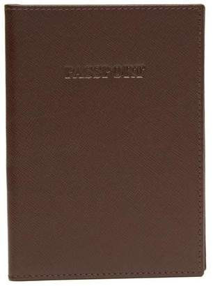 Christy Christys' Richard Leather Passport Holder