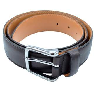 Tod's Brown Leather Belts