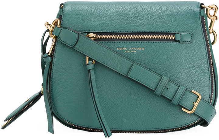 Marc Jacobs Marc Jacobs Recruit saddle crossbody bag