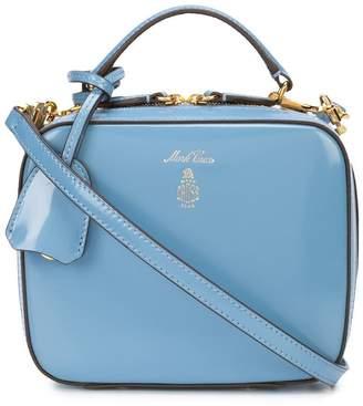 Mark Cross vintage style mini-tote handbag