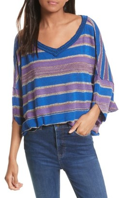 Women's Free People Love Me Too Dolman Sweater $128 thestylecure.com