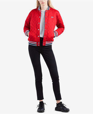 Levi's Limited Reversible Bomber Jacket, Created for Macy's