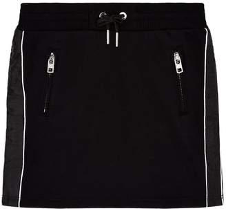 Givenchy Logo Stripe Skirt