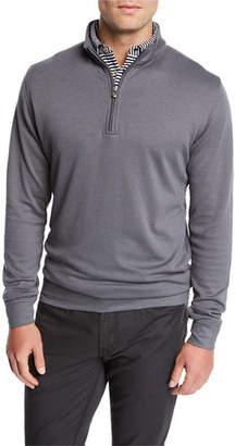 Peter Millar Men's Crown Comfort Half-Zip Sweater