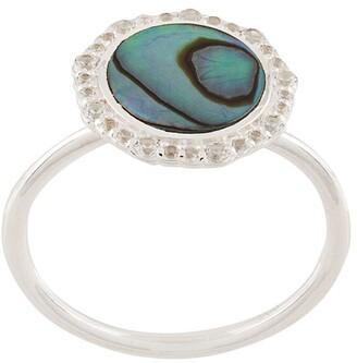 Astley Clarke Abalone Luna ring