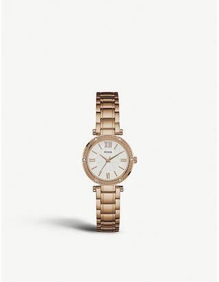 GUESS W0767l3 park ave south watch