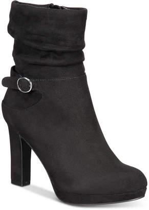 Impo Orsinda Platform Booties Women's Shoes
