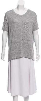 Rag & Bone Oversize Short Sleeve Tunic