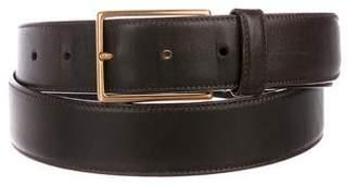 Prada Leather Dress Belt