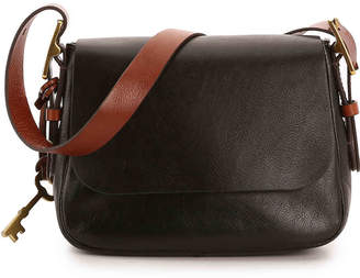 Fossil Harper Leather Crossbody Bag - Women's