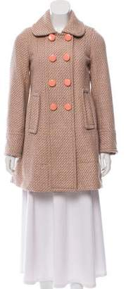 Marc by Marc Jacobs Virgin Wool Double-Breasted Coat