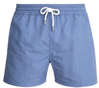 Frescobol Carioca - Sports Swim Shorts - Mens - Blue