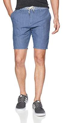 Scotch & Soda Men's Summer Short in Linen Blend Quality
