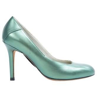 Golden Goose Leather heels