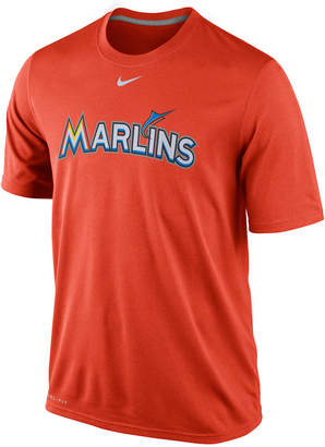 Nike Men's Miami Marlins Legend Wordmark T-Shirt