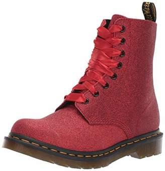 Dr. Martens Women's 1460 Pascal Glitter Fashion Boot,4 Medium UK (6 US)