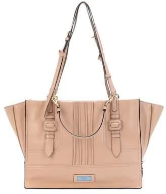 Prada Etiquette leather shoulder bag