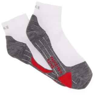 Falke Ess - Ru 4 Running Socks - Mens - White
