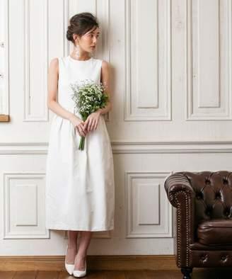 フォルムフォルマ 【kaene】ノースリーブ ロングウェディングドレス