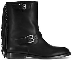 Michael Kors Women's Ingrid Leather Boots