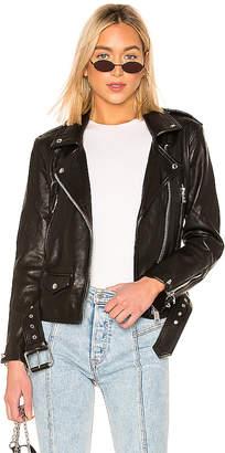 AllSaints Annina Biker Jacket