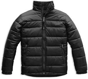 The North Face Unisex Reversible Mount Chimborazo Quilted & Fleece Jacket - Little Kid, Big Kid