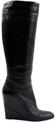 Jil Sander Leather boots