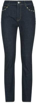 Claudie Pierlot Embellished Jeans