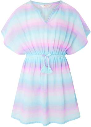 Accessorize Girls Ombre Stripe Kaftan