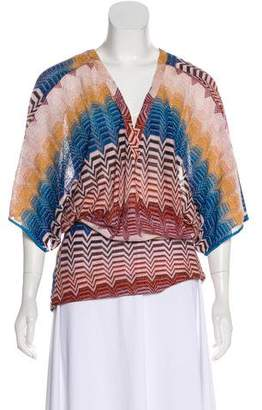 Missoni Oversize Swim Cover-Up