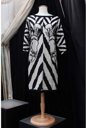 JC de CASTELBAJAC Black Wool Dresses