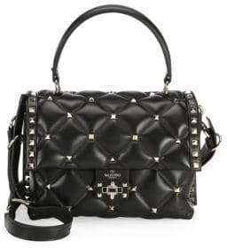 Valentino Candystud Top Handle Bag