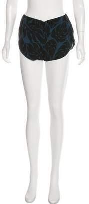 Mikoh Printed Mini Shorts w/ Tags